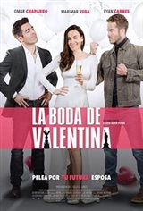 La boda de Valentina Movie Poster