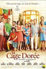 La cage dorée Movie Poster
