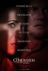 La conjuration : Sous l'emprise du diable Movie Poster