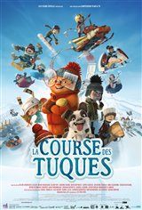 La course des tuques Movie Poster