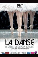 La Danse: The Paris Opera Ballet Movie Poster