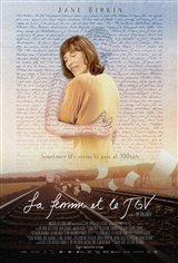 La femme et le TGV Movie Poster