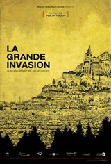 La grande invasion Movie Poster