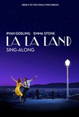 La La Land Sing-Along Movie Poster