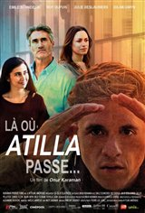 Là où Atilla passe... Movie Poster