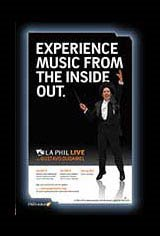 LA Phil Live: Dudamel Conducts Mahler (Encore) Movie Poster