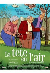 La tête en l'air Movie Poster