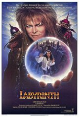 Labyrinth - Most Wanted Mondays Movie Poster