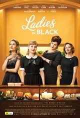 Ladies in Black Large Poster