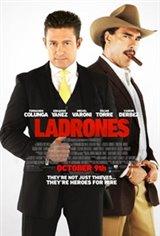 Ladrones Movie Poster