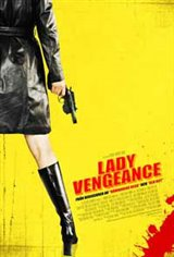 Lady Vengeance Movie Poster