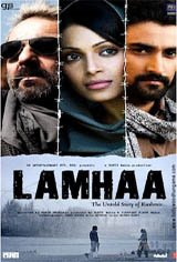 Lamhaa: The Untold Story of Kashmir Movie Poster