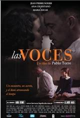 Las voces Movie Poster