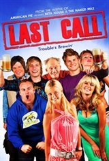 Last Call Large Poster