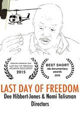 Last Day of Freedom Large Poster