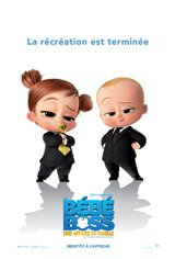Le bébé boss : Une affaire de famille Movie Poster