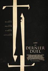 Le dernier duel Movie Poster