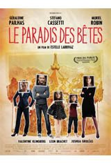 Le paradis des bêtes Movie Poster