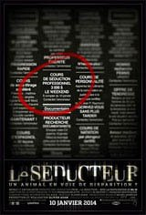 Le Séducteur : un animal en voie de disparition? Movie Poster