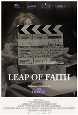 Leap of Faith: William Friedkin on The Exorcist Movie Poster Movie Poster