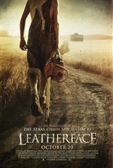 Leatherface Movie Poster Movie Poster