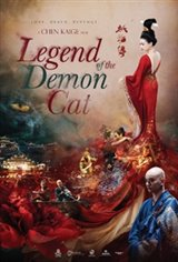 Legend of the Demon Cat (Kûkai) Large Poster