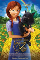 Legends of Oz: Dorothy's Return Large Poster