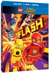 LEGO DC Comics Super Heroes: The Flash Movie Poster