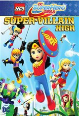 LEGO DC Super Hero Girls: Super-Villain High Movie Poster