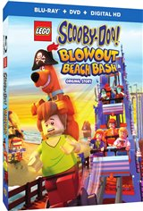 LEGO Scooby-Doo! Blowout Beach Bash Movie Poster