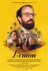 Lemon Large Poster