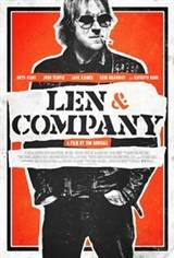 Len and Company Large Poster