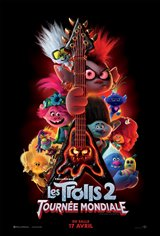 Les Trolls 2 : Tournée mondiale Movie Poster