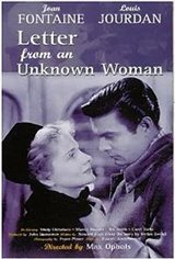 Letter From an Unknown Woman Movie Poster