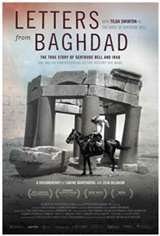 Letters From Baghdad Large Poster