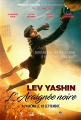 Lev Yashin: The Dream Goalkeeper Movie Poster