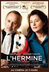 L'hermine Movie Poster