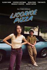 Licorice Pizza Movie Poster
