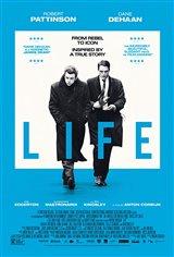 Life (2015) Movie Poster