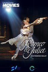 Lincoln Center's Romeo & Juliet Movie Poster