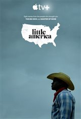 Little America (Apple TV+) Movie Poster