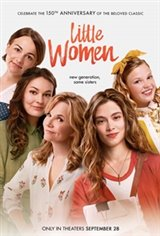 Little Women Movie Poster Movie Poster