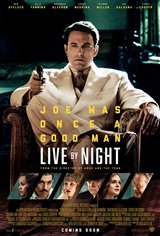 Live by Night Movie Poster Movie Poster