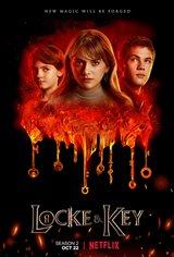 Locke & Key (Netflix) Movie Poster