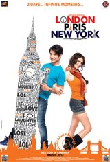 London Paris New York Movie Poster