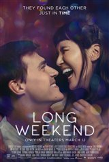 Long Weekend Movie Poster