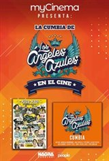 Los Angeles Azules Large Poster