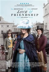 Love & Friendship Movie Poster