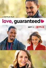Love, Guaranteed (Netflix) Movie Poster