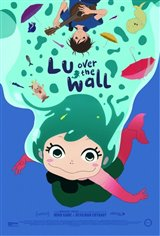 Lu Over the Wall (Dubbed) Large Poster